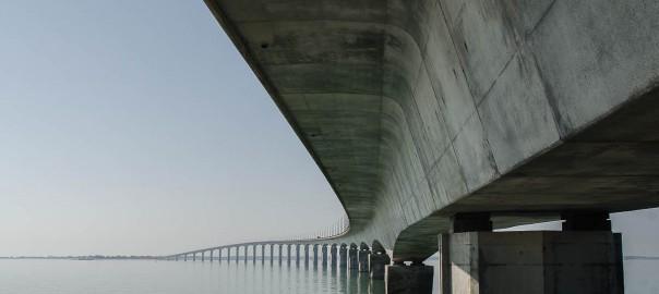 Pont de La Rochelle à l'Ile de Ré 17