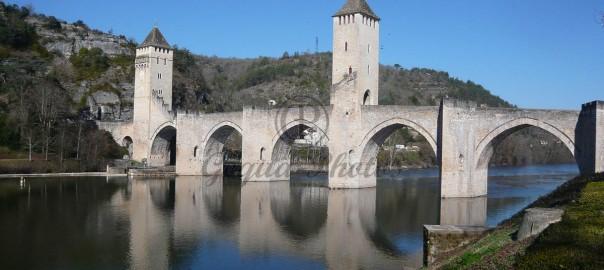 Pont Valentre - Cahors 46