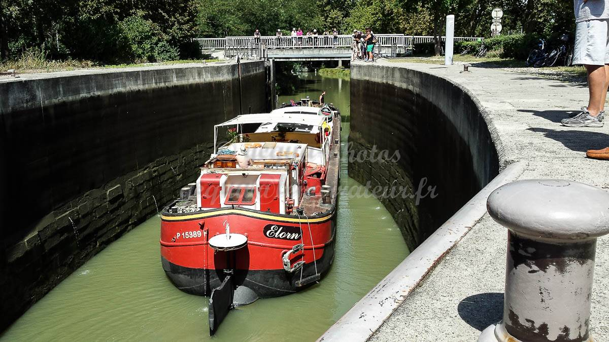 Elorn - Canal du midi - Toulouse 31